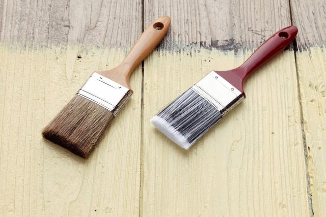 家具を塗る際はいくつかの注意点も?