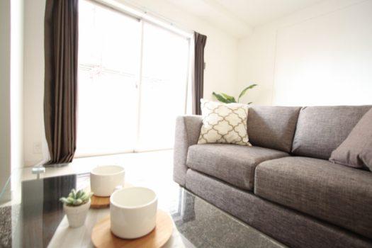 布のソファの特徴とお手入れ方法