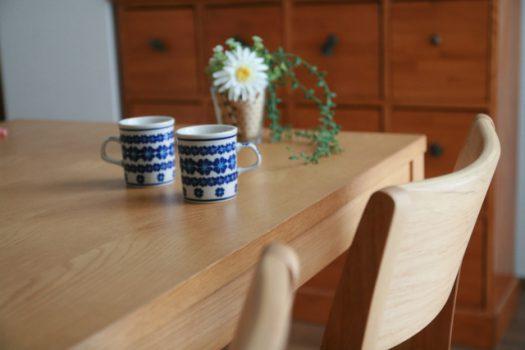 木製テーブルのシミが消える!コップの輪染みも熱による白浮きもOK